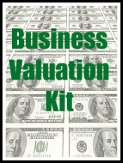 Resale Business Valuation Kit from TGtbT.com