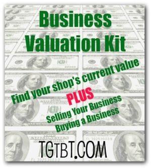 Resale & Consignment Shop Business Valuation Kit