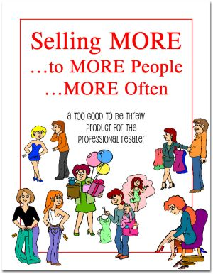 Sell MORE to MORE People MORE Often