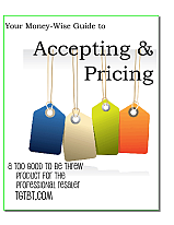 Your Money-Wise Guide to Accepting & Pricing: A TGtbT Product for Consignment, Buy-Outright, and Thrift Stores