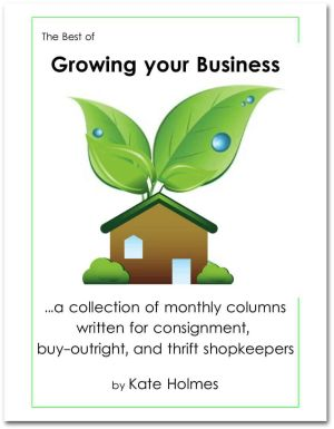 The Best of Growing your Business from Kate's columns in NARTS