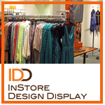 InStore Design Display is a Sponsor of Too Good to be Threw!