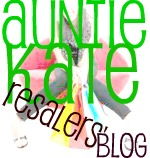 Auntie Kate the Blog for Professional Resalers