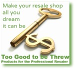 Products for the Professional Resaler help you succeed